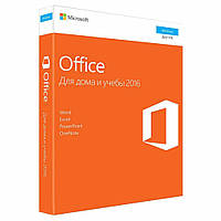 Программная продукция Microsoft Office 2016 Home and Student Russian (79G-04756)