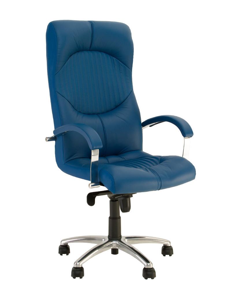 Кресло GERMES steel MPD AL68 с механизмом «Мультиблок»