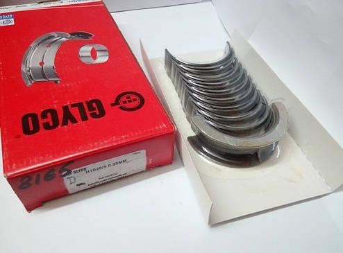 Вкладыши коренные 1 рем.  (0.25 mm) IVECO DAILY / FIAT DUCATO 2.3 JTD 16V; H1020/5 0.25mm, фото 2