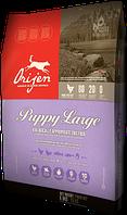 Сухой корм Orijen PUPPY LARGE BREED 11.4 кг для щенков крупных пород