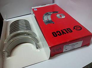 Вкладыши коренные 1й ремонт Iveco Daily 2,8 ; H1104/5 0.25, фото 2
