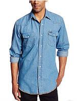 Рубашки джинсовые