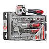 Набор инструмента 43ед INTERTOOL ET-6003, фото 6