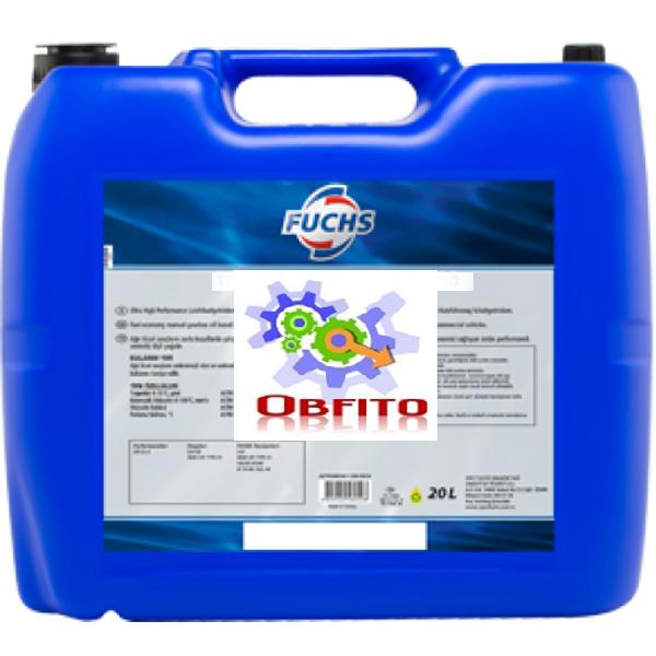 Fuchs TITAN SINTOPOID 75W-90, 20л масло трансмиссионное синтетическое