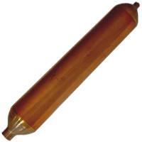 Фильтр-осушитель медный 30 грамм 6.2-2.2 мм