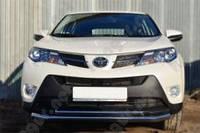 Кенгурятник на Toyota RAV 4 2012