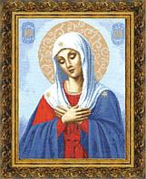 """Набор для вышивания крестом Икона Божьей Матери """"Умиление"""""""