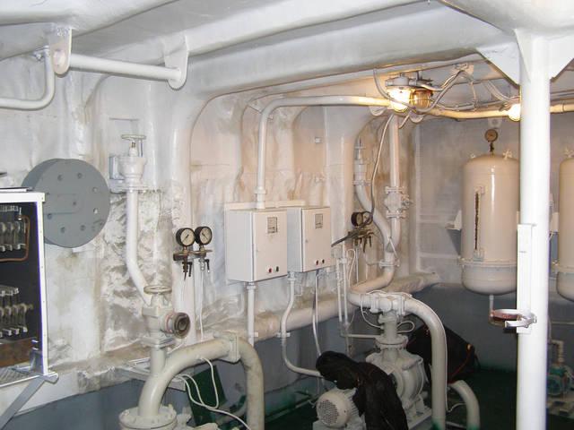 Теплоизоляционные работы корпуса и трубопроводов 1