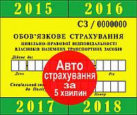 Страхование автомобиля, автоцивилка, зелёная карта
