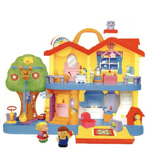Игровой набор Загородный домик