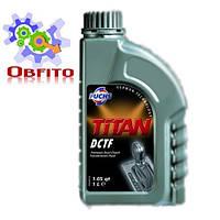 """Масло трансмиссионное синтетическое """"TITAN DCTF"""", 1л"""