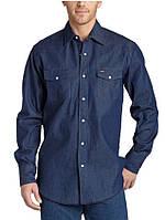 Мужская рубашка Wrangler Rigid Indigo