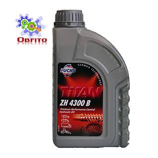 Жидкость гидравлическая Fuchs Titan ZH 4300 B