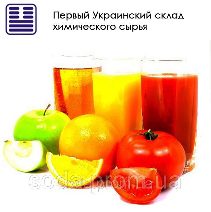 Химическое сырье для производства соков