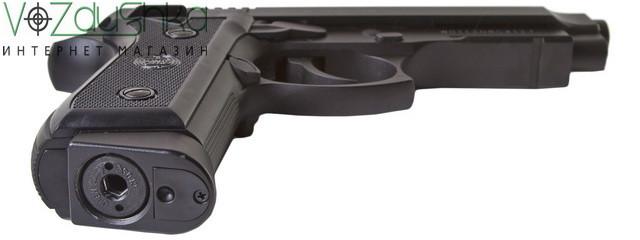 beretta 92fs пневматический пистолет kwc kmb 15