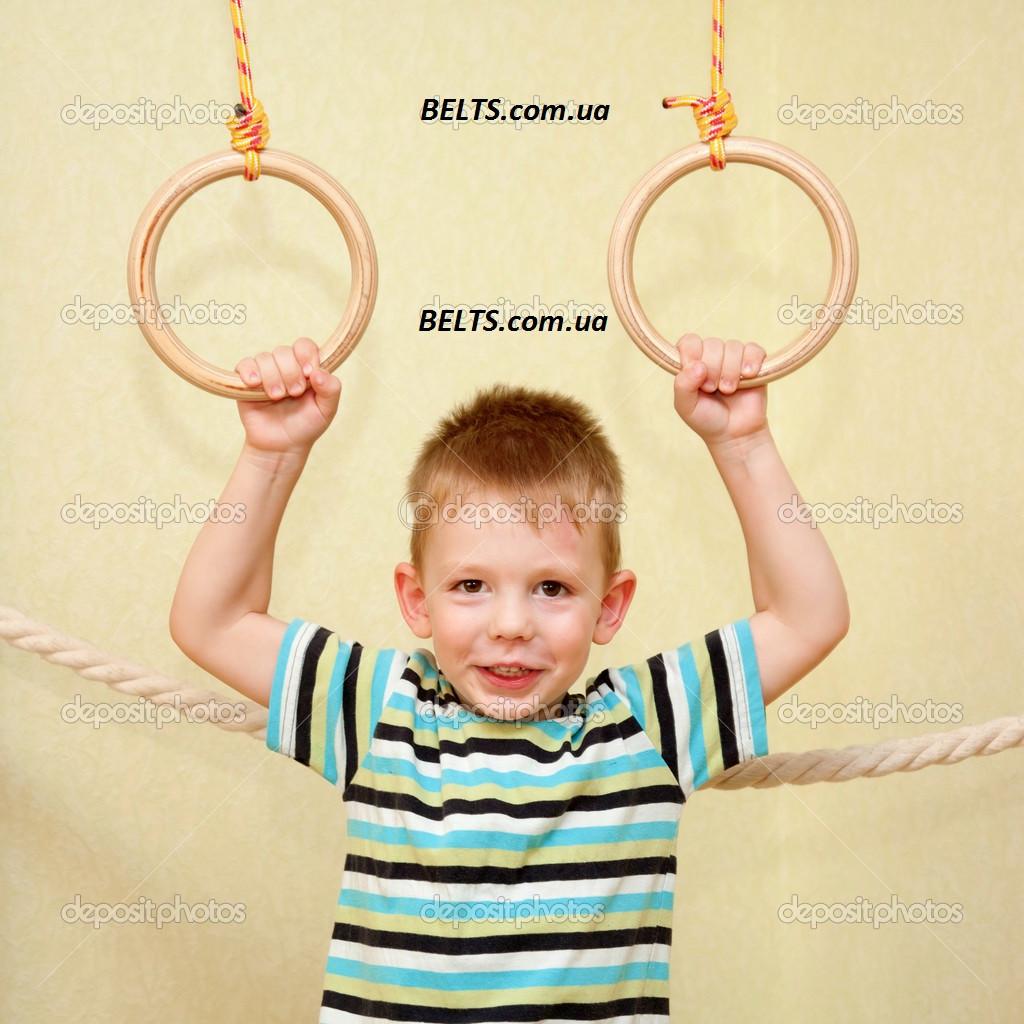 Гимнастические детские кольца для дома, gymnastic rings