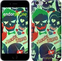 """Чехол на iPhone 6 Plus Отряд самоубийц v3 """"3773c-48"""""""