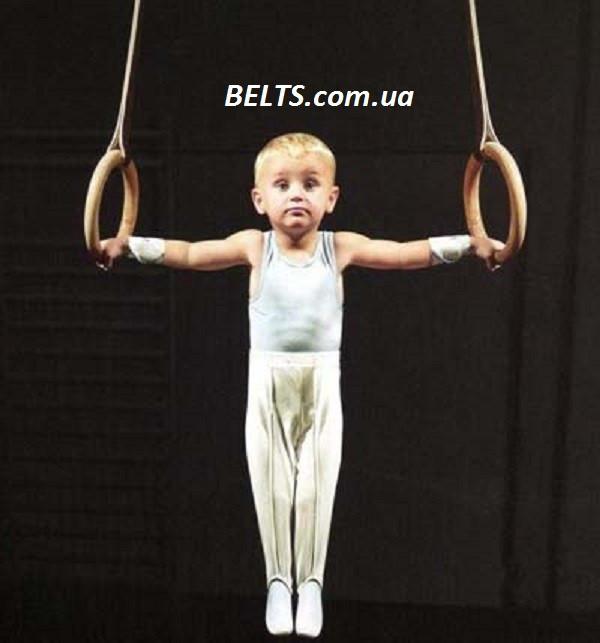 Гимнастические кольца для детей (gymnastic rings)