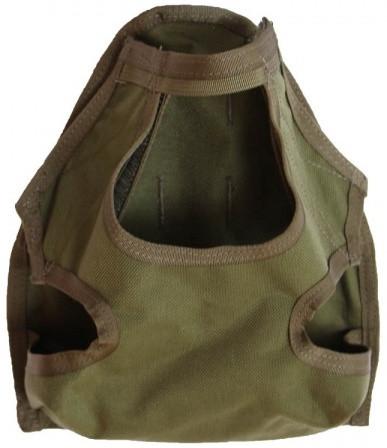 Подсумок Flyye RAV Gas Mask Bag Ranger Green, BE1257UA