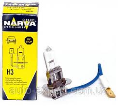"""Автомобильная галогенная лампа """"NARVA"""" (H3)(12V)(55W)"""