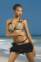 Раздельный купальник в горошек She Derin R038/1, фото 1