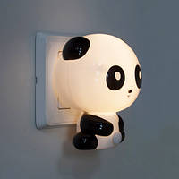 Детский светодиодный ночник панда Feron FN1166