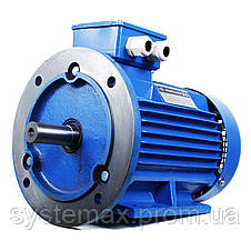 Электродвигатель АИР80В8 (АИР 80 В8) 0,55 кВт 750 об/мин , фото 2