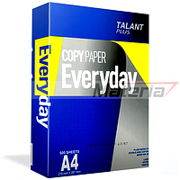 Бумага A4 TALANT PLUS Everyday