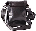 Глянцевая кожаная сумка турецкого производства, фото 3