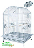 Клетка Montana Cages K33047 Grande Castell - Platinum 127 см/102 см/192 см, фото 1