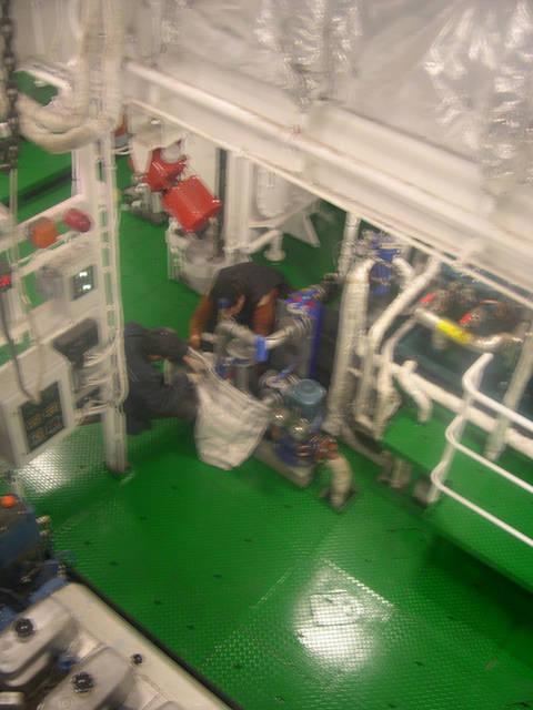 Теплоизоляционные работы корпуса и трубопроводов 11