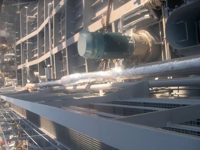 Теплоизоляционные работы корпуса и трубопроводов 14
