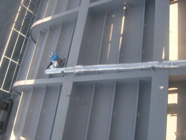 Теплоизоляционные работы корпуса и трубопроводов -1
