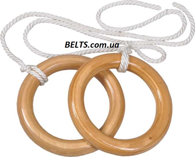 Небольшие кольца для детей гимнастические (gymnastic rings)