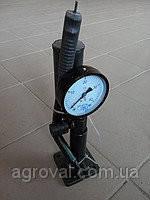 Стенд для проверки давления дизельных форсунок