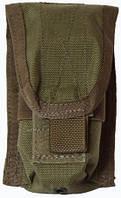 Подсумок одинарный для гранаты Flyye RAV Flash Grenade Holder Ranger Green, BE1249UA (Темно-зелёный)