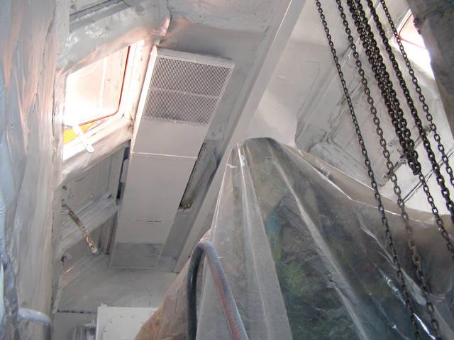 Теплоизоляционные работы корпуса и трубопроводов 20