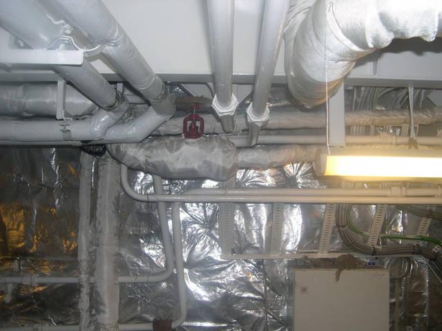 Теплоизоляционные работы корпуса и трубопроводов 24