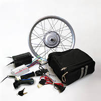 Электронабор для велосипеда 36V350W Стандарт 20 дюймов передний, фото 1