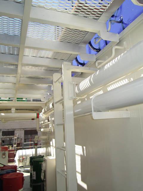 Теплоизоляционные работы корпуса и трубопроводов 35