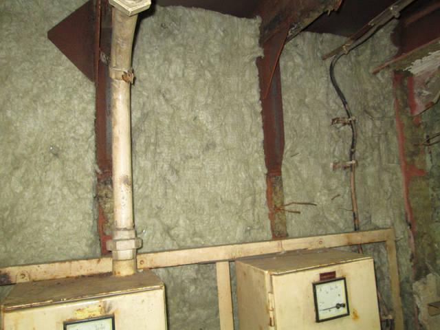 Теплоизоляционные работы корпуса и трубопроводов 36