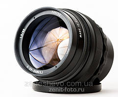 Объектив Гелиос 40-2С 85мм 1.5 для Canon (резкий экземпляр с F1.5)