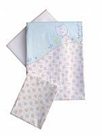 Сменная постель Twins Comfort C-004 Котята mint