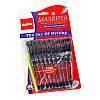 Ручка шариковая на масляной основе, 0,5 mm CELLO Maxriter (10 шт\уп.+1 в подарок) KP10270015