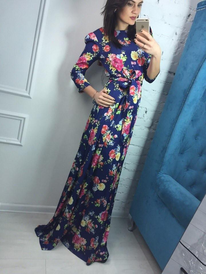 13df1d5408e Шикарное длинное платье
