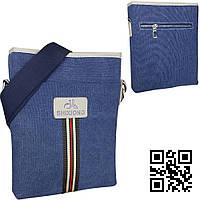 Мужская сумка через плечо из ткани BM54204