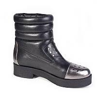 Женские ботинки дутик Evromoda