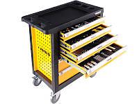 Сервисный шкаф с инструментами Vorel 58540