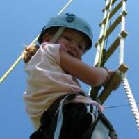 Веревочная лестница 2,1 метра