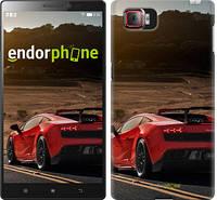"""Чехол на Lenovo Vibe Z2 Pro k920 Lamborghini v2 """"2948u-284"""""""